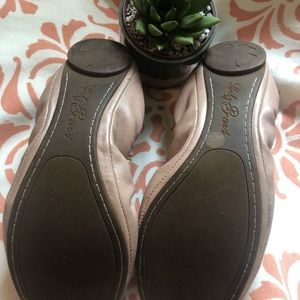 Lucky Brand Shoes - Woman's Lucky Brand Ballet Flats Size 7
